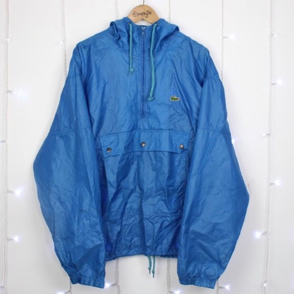 Lacoste Other - Vintage Windbreaker